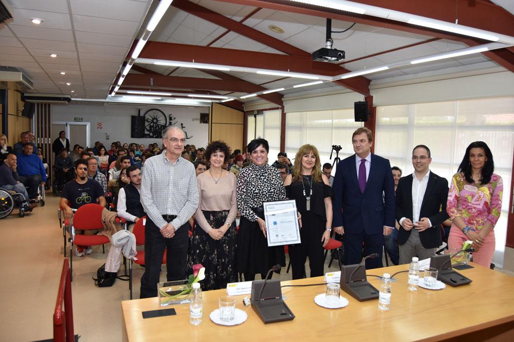 El CRMF de Lardero obtiene la acreditación como Vivero de Talento por parte de Capacitae