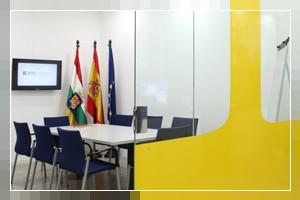 Alquiler de Salas y Espacios en Logroño - Sala de Reuniones