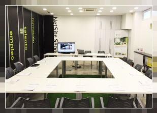 Alquiler de Salas y Espacios en Logroño - Sala para trabajo en equipo y Team Building