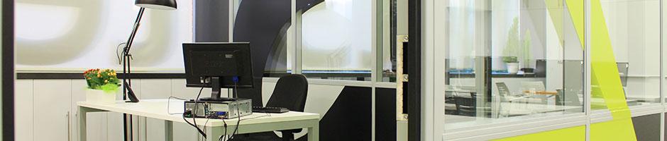 Espacios del Centro de Talento y Empleo de La Rioja - Recepción