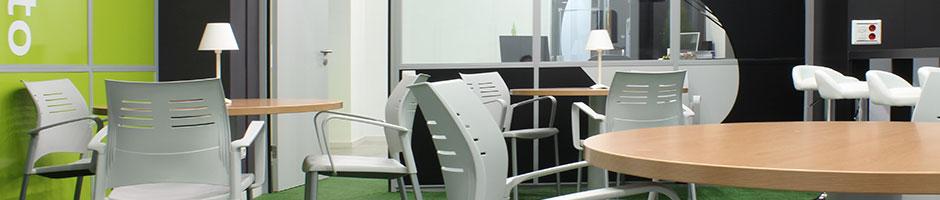 Espacios del Centro de Talento y Empleo de La Rioja - Sala de Innovación y Creatividad