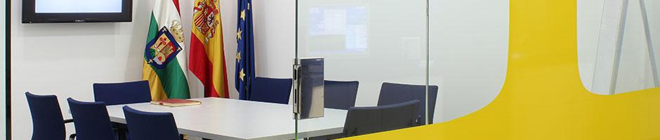 Espacios del Centro de Talento y Empleo de La Rioja - Sala de Reuniones