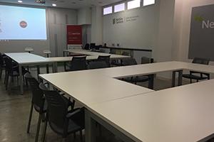 Espacios para Salas y Reuniones en Logroño - Capacidad 30 Pax