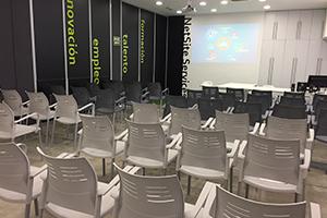 Espacios para Salas y Reuniones en Logroño - Capacidad 40 Pax
