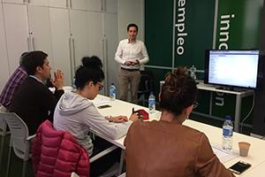 Espacios para Salas y Reuniones en Logroño - Innovación Capacidad 10 Pax