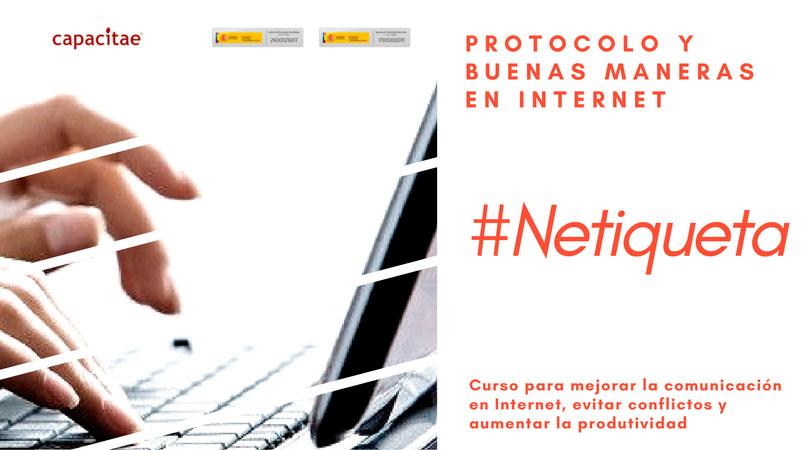 Curso de Netiqueta en Logroño, protocolo y buenas maneras en Internet