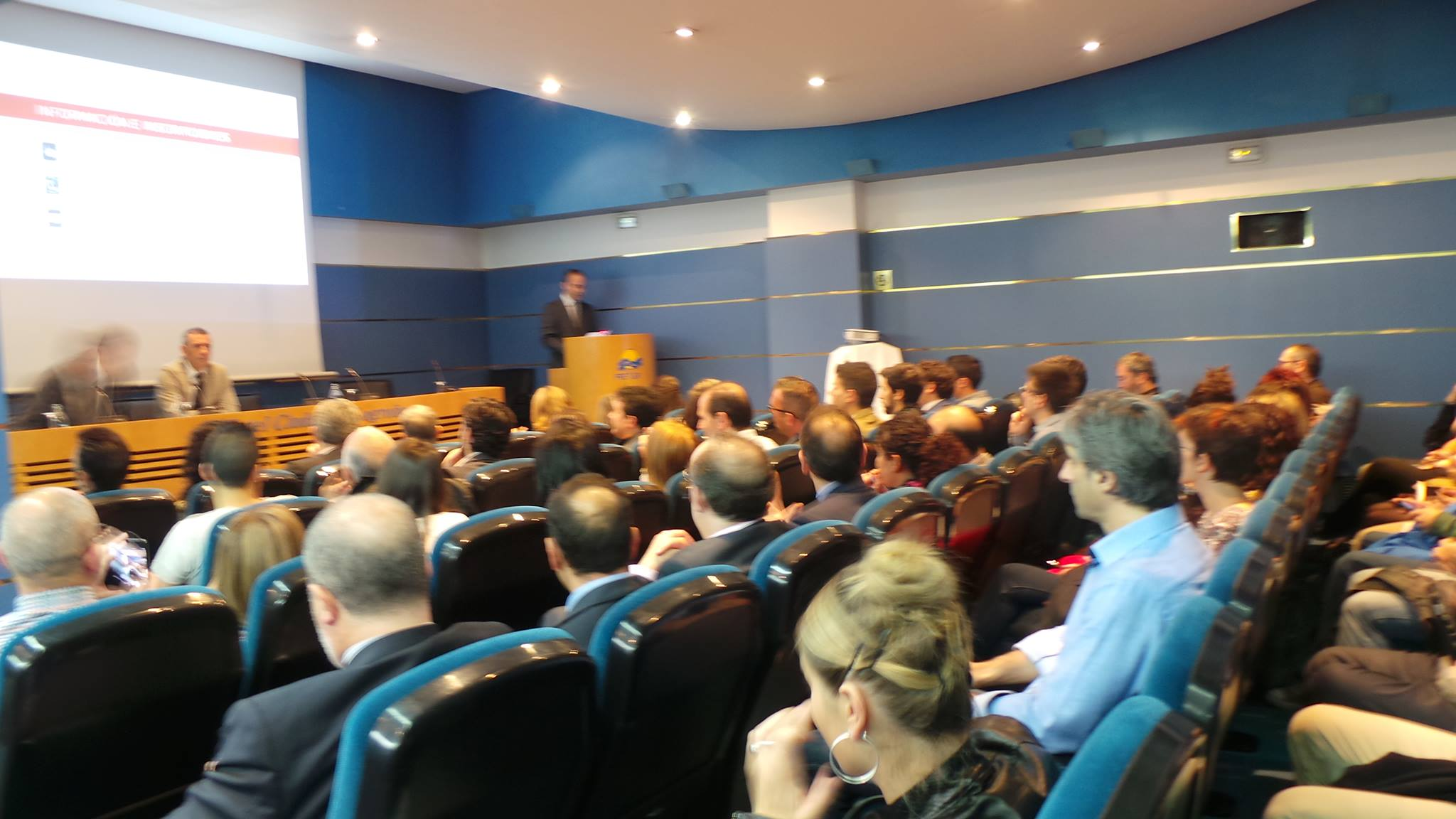 Presentación del Pacto Mundial de Naciones Unidas en La Rioja
